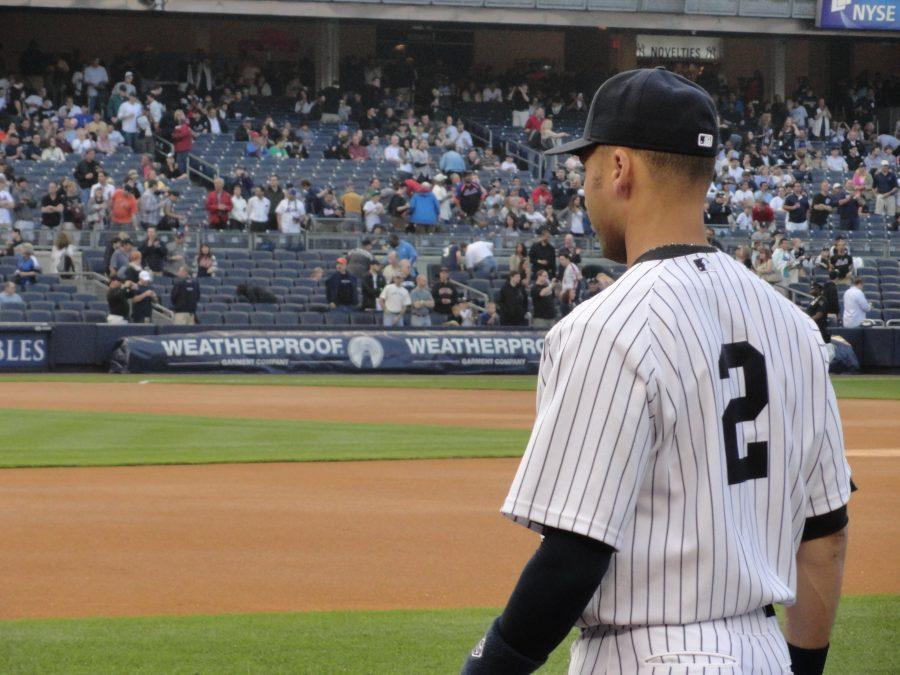 Yankees captain Derek Jeter will be forced to start the 2013 season on the disabled list due to an injury. courtesy of kim benza '13