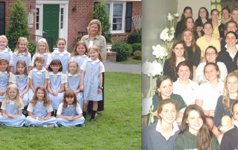 How Convent of the Sacred Heart has changed