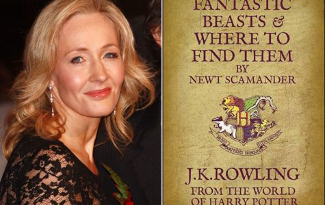 J.K Rowling is set to create a new movie series based on the