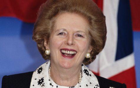 Former Prime Minister of England, Margaret Thatcher, dies at 87. courtesy of www.biography.com