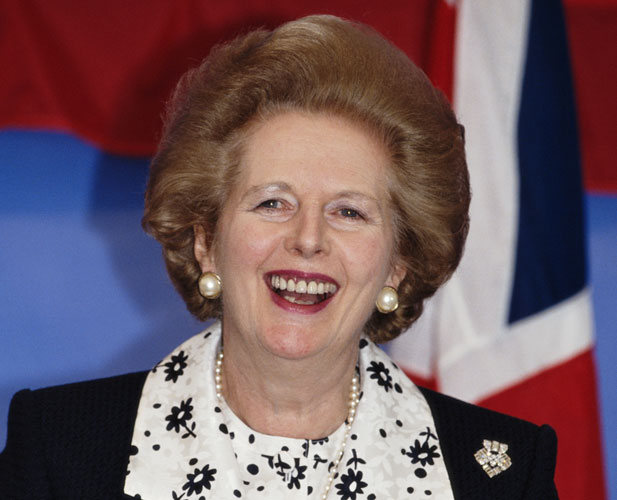 Former Prime Minister of England, Margaret Thatcher, dies at 87. courtesy of www.biography.com