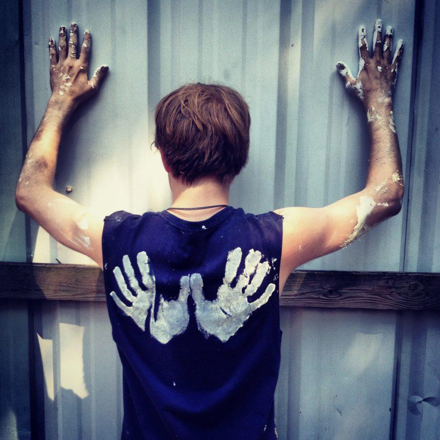 Angel Wings - courtesy of Jen Rohde '13