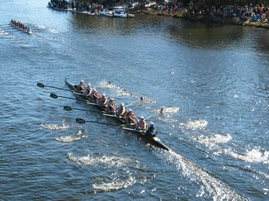 All+members+of+the+varsity+eight+raced+on+the+Charles+River+for+the+first+time+October+20.%0ACourtesy+of+Emily+Sabia+%2715