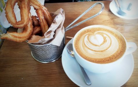 Fans of Lorca frequent the shop for its heavenly churros and coffee drinks. Priscilla Valdez '15