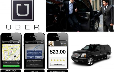 Uber is the new accessible, easy to use, and comfortable way of traveling. Cori Gabaldon '15