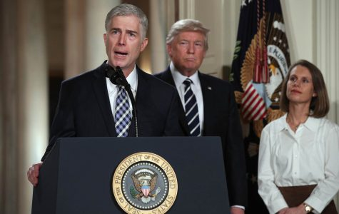 As the most recent justice confirmed to serve on the Supreme Court, Mr. Neil Gorsuch will likely act as a conservative voice on the court. Courtesy of nbcnews.com