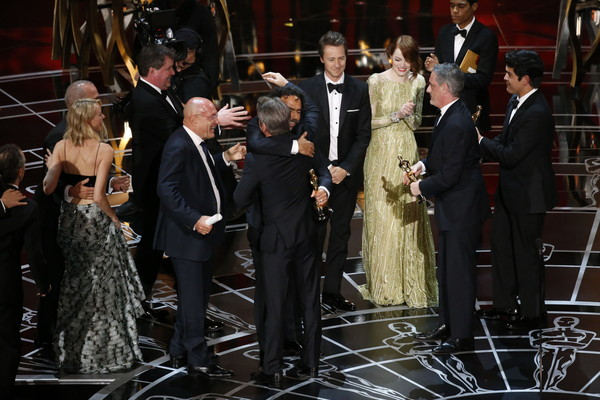 Alejandro González Iñárritu, Director of Birdman, took home the Academy Award for Best Picture, Best Director and Best Original Screenplay at the 87th Annual Academy Awards, Sunday, February 22.