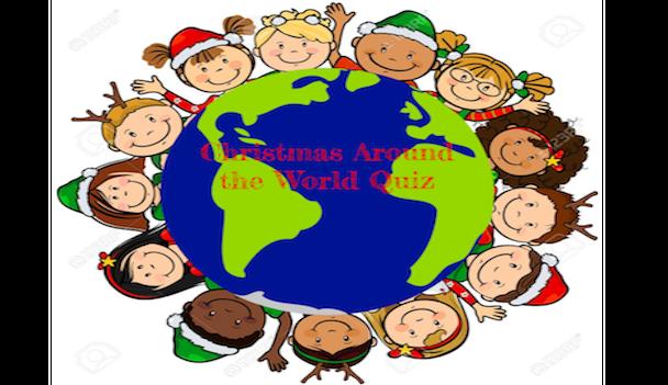 International Christmas Quiz