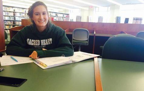 Humans of Sacred Heart - Kelly McLaughlin