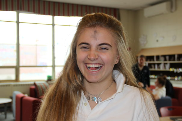 Humans of Sacred Heart - Molly Smith '17