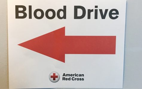 The blood drive took place  today, March 3, from 11:30 a.m. until 5 p.m. in the DuBois Gymnasium.  Jackie Shannon '18