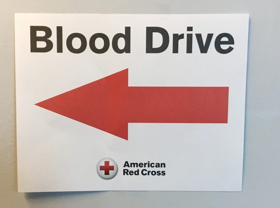 The+blood+drive+took+place++today%2C+March+3%2C+from+11%3A30+a.m.+until+5+p.m.+in+the+DuBois+Gymnasium.++Jackie+Shannon+%2718
