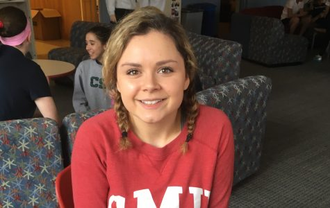 Humans of Sacred Heart – Tori Carley '16