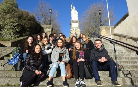 Exchange excursion Pau Barbosa '18