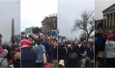 Marching toward equality