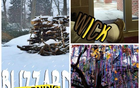 Schools and communities have shared snaps featuring snapchats new geofilters to their friends. Katie Nail '16