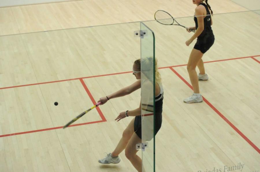 Senior+Madison+Miles+returns+the+ball+in+a+squash+match.%0ACourtesy+of+Ms.+Allamargot+