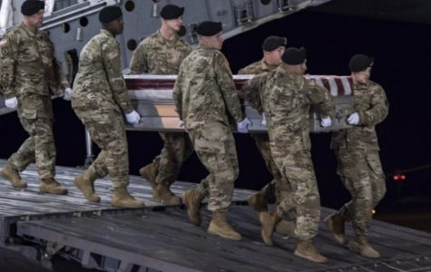 ISIS attack in Niger leaves four US soldiers dead and two wounded