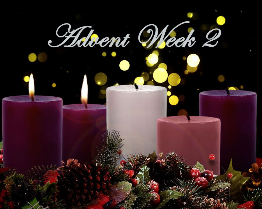 Second+week+in+Advent+-+Morning+Meeting+prayer+-+Mrs.+Phyllis+Pregiato
