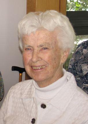 Sr. Conroy was a fervent member of the Sacred Heart community across the globe. Courtesy of rscj.org