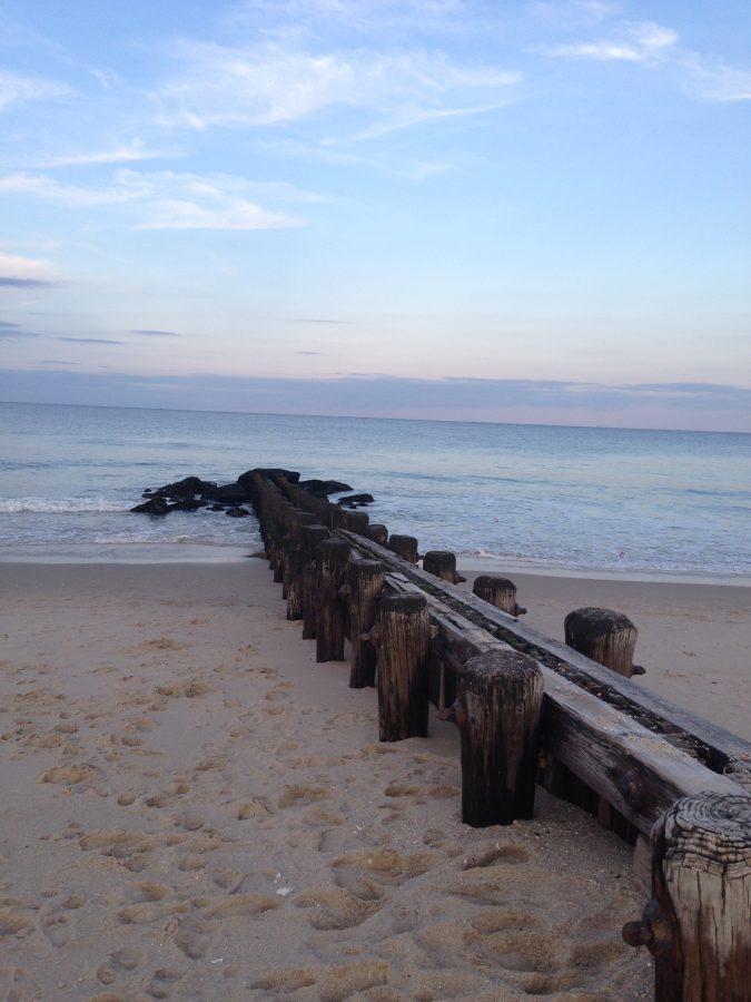 """Johnson Street Beach"" – Courtesy of Charlie Clark '17"