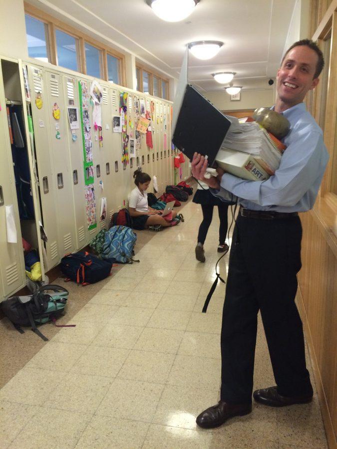 Humans of Sacred Heart - Mr. Dan Favata