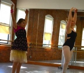 Charity from the heart - adaptive dance