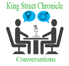 King Street Conversations: Poetry Month at Sacred Heart Greenwich – Podcast