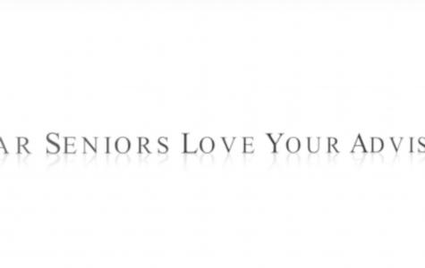 Dear Seniors, Love, Your Advisors - Video Post