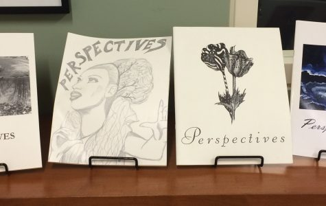 A new Perspective on Sacred Heart's art and literary magazine