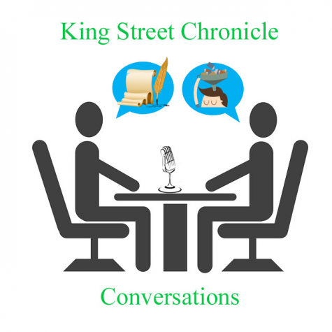 King Street Conversations: Computers in the Classroom – Podcast