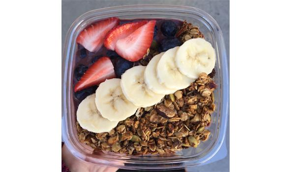 Guide to Greenwich - Smoothie Bowls