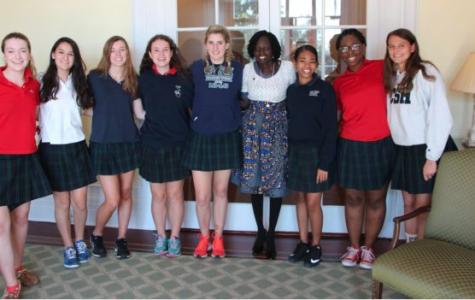 Against All Odds: Sacred Heart alumna Betty Ogiel Rubanga's passionate pursuit of education