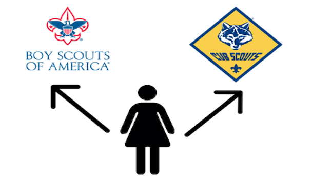 Boy+Scouts+of+America+begins+a+new+era+by+accepting+female+members