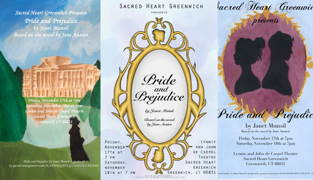 Pride and Prejudice leaves the classroom and heads to the stage