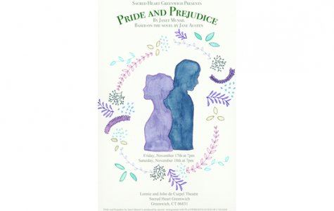 """Art of the Week – """"Pride and Prejudice"""" – Courtesy of Sara Hecht '19"""