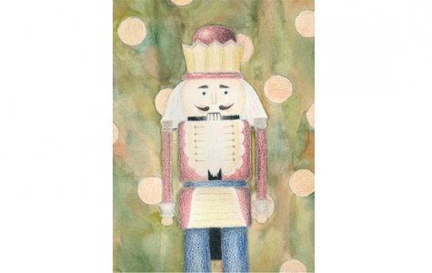 "Art of the Week – ""Nutcracker"" – Courtesy of Caroline Kelly '19"