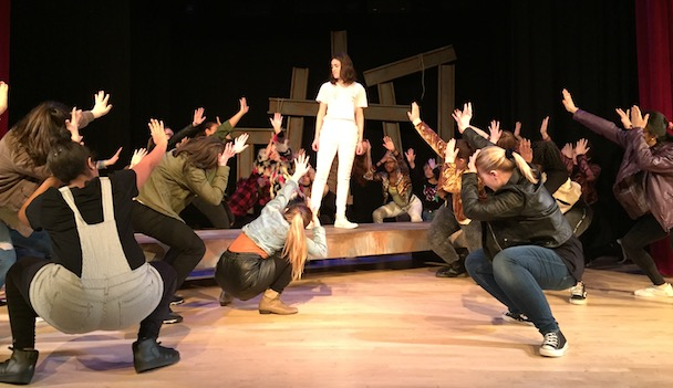 Jesus Christ Superstarmakes its debut at Sacred Heart Greenwich