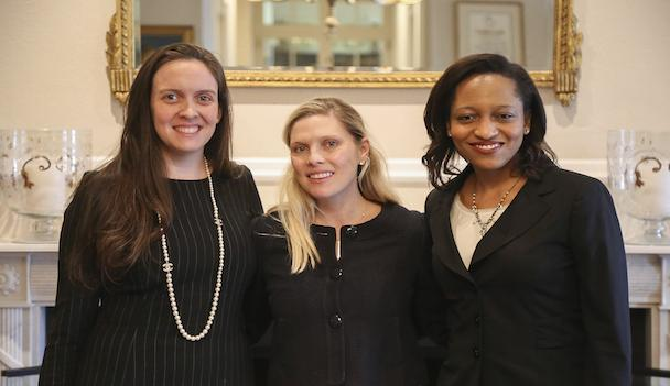 Alumnae speak about Sacred Heart's impact on their careers