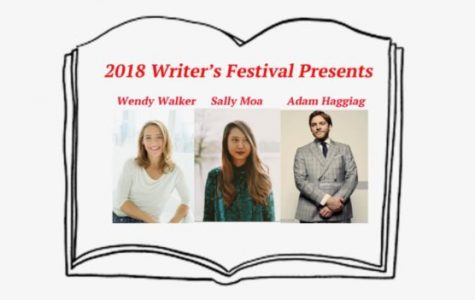 Writer's Festival inspires Greenwich students