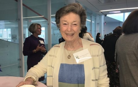 """""""Humans of Sacred Heart"""" - Mrs. Jane Gillespie Steinthal '55"""