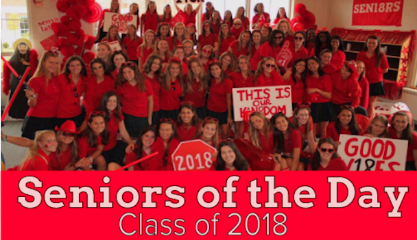 Seniors of the Day FEATURED IMAGE