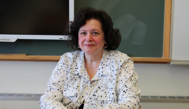 """Humans of Sacred Heart"" - Dr. Rosemary Barbato"