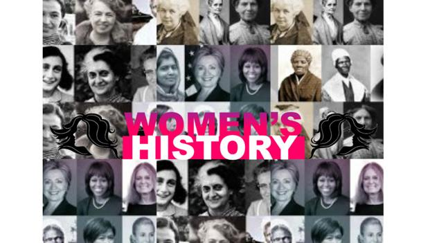 Every month should be Women's History Month