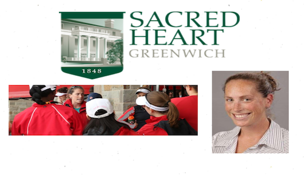 Former collegiate athlete, coach, and recruiter joins Sacred Heart Greenwich