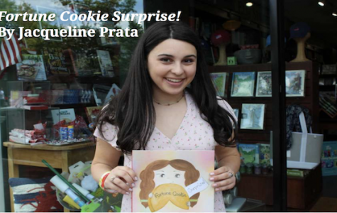 Jackie Prata'20 publishes her book, Fortune Cookie Surprise!
