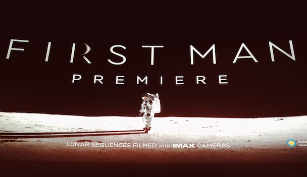 Mr. Neil Armstrong's biopic film takes off
