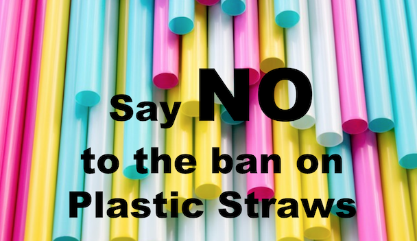 The effects of prohibiting plastic straws in America
