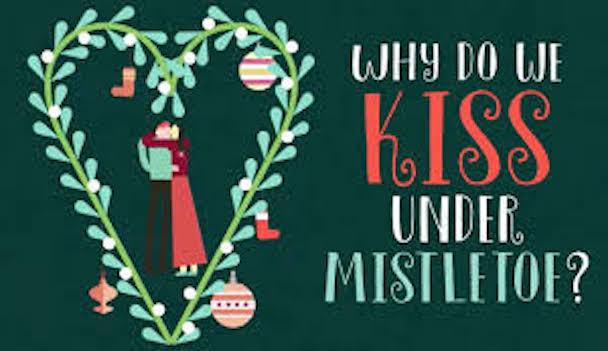 The+history+of+mistletoe