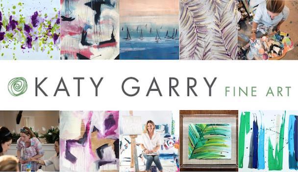 Alumna+Mrs.+Katy+Garry+displays+her+artwork+to+her+alma+mater%C2%A0